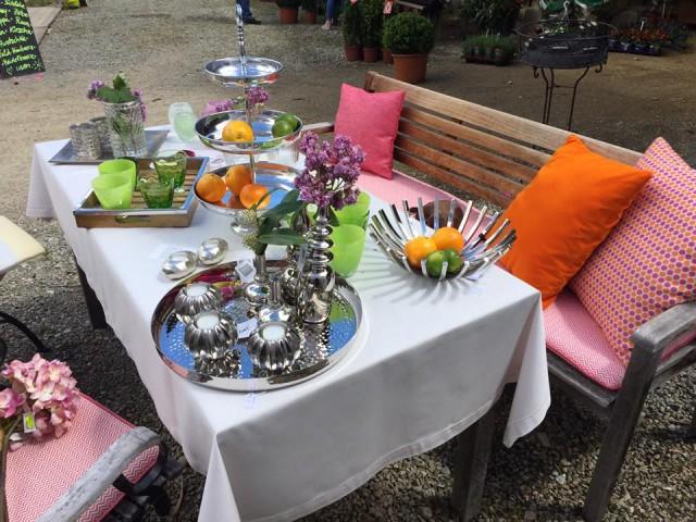 Gartentage 2017 im Schloss Kaltenberg
